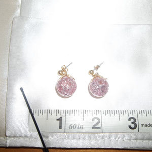Earrings  item #125